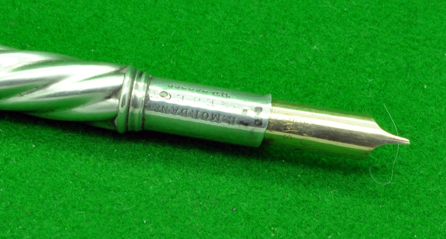 Victorian dip pens and nibs heritage collectables
