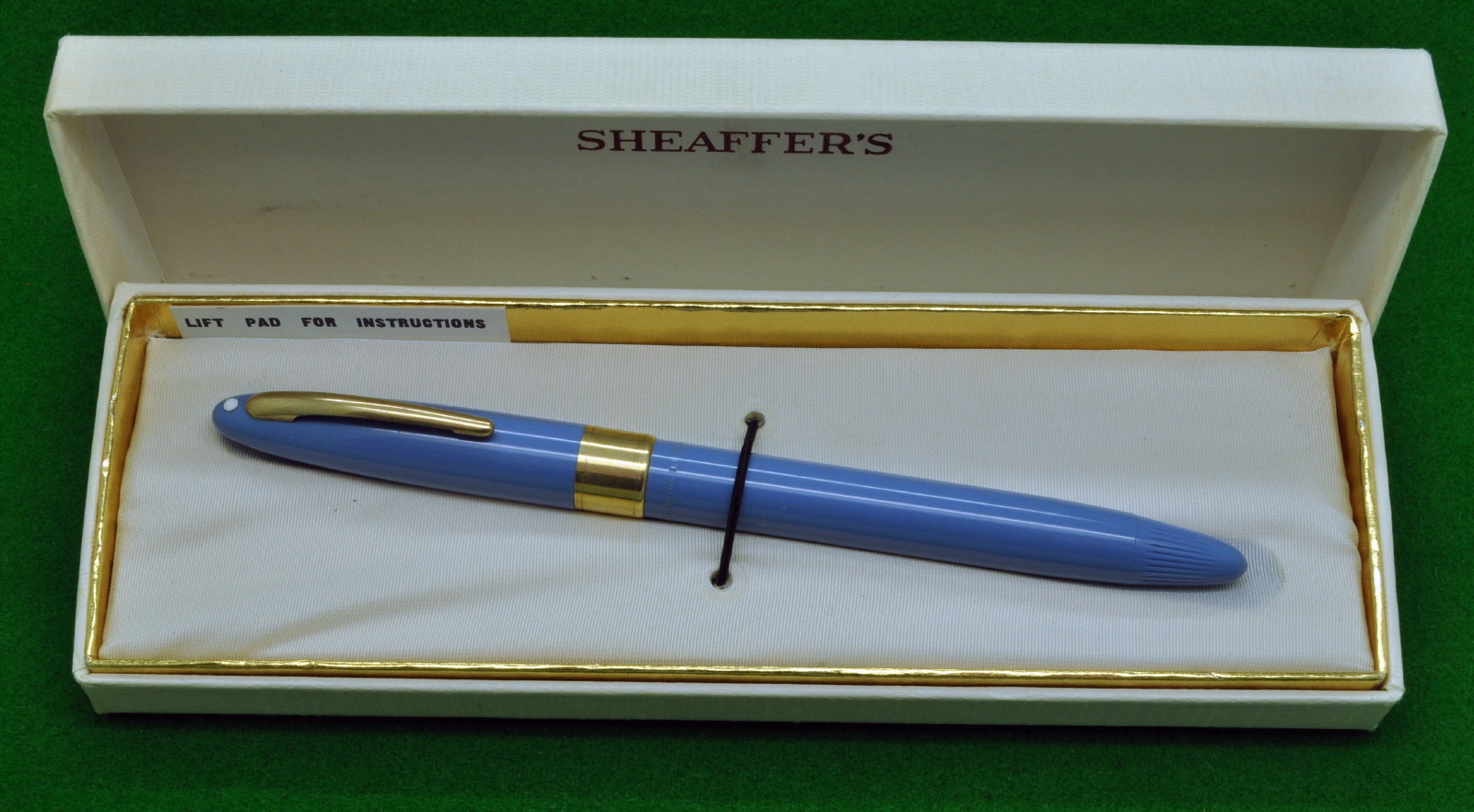 Sheaffer Snorkels & PFM's | HERITAGE COLLECTABLES – FULLY